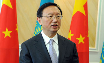 Thanks to concerted efforts of Presidents, Kazakh-China relations keep positive trend of stable development, Chinese FM  Yang Jiechi