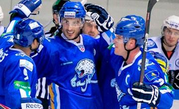 «Барыс» хоккей клубының 2011-2012 жылдардағы ойын маусымындағы үздік хоккейшісі белгілі болды