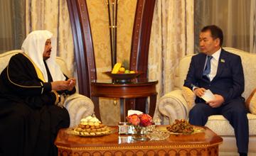 Saudi King invited to visit Kazakhstan