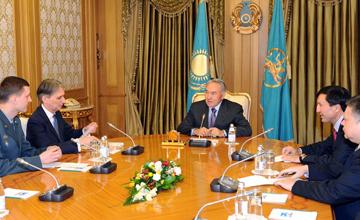 Президент РК и министр обороны Великобритании обсудили вопросы сотрудничества и обеспечения региональной безопасности