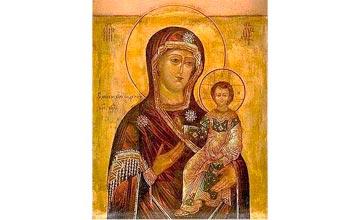 В Атырау доставлена чудотворная икона Смоленской Божьей Матери