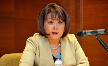 Путь Казахстана по решению глобальных вызовов лежит в открытости - Ж.Айтжанова