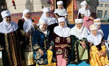 Павлодарская лига женщин-мусульманок празднует 20-летие
