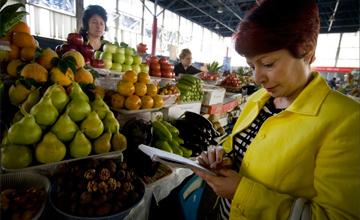 В Атырау  не допустили роста цен на продовольственные товары