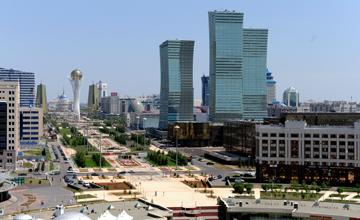 استانا - قازاقستان رةسپؤبليكاسئنئث ةل ورداسئ