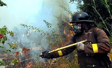 Никарагуадағы Сантьяго жанартауы ұлттық саябақтағы өртке себеп болды