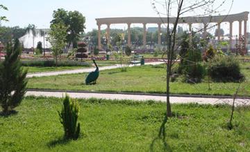 Проспект Астана соединил старый и новый Шымкент