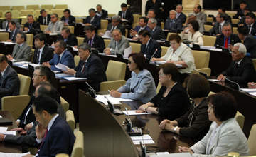 Сенат көлік мәселелеріне арналған заң жобасын мақұлдады