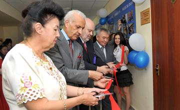 В КазНУ им. аль-Фараби  открыт Центр ООН