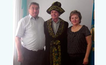 Анджей Млынарек: Я приехал, чтобы преклонить голову перед казахским народом...