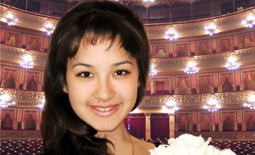 Казахстанская певица Мария Мудряк вошла в десятку лучших сопрано на конкурсе «Бельведер» в Нидерландах