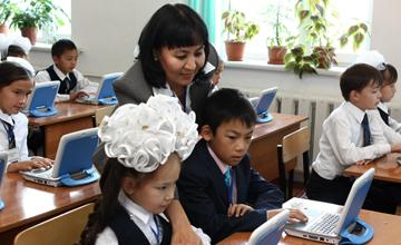 В Кызылординской области в 2013-2014 учебном году все первоклассники будут изучать английский язык