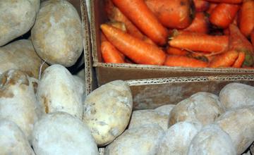 В Атырауской области продукты из стабфонда поступили в торговую сеть