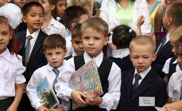 В Актобе открылась школа на 600 мест