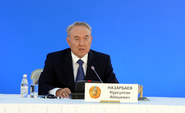 Thanks to government support, number of SMEs increased 37 times - Kazakh President