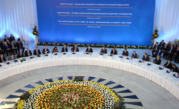 Social benefits, allowances and pensions paid to 4 mln people in Kazakhstan - President