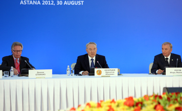 Legislators should disclose pioneering spirit of the Constitution - Nazarbayev