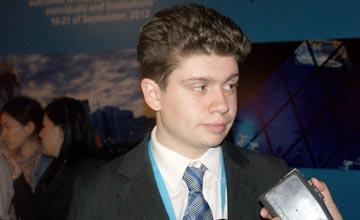 В рамках проводимого в Астане мероприятия мы озвучили инициативу по созданию Евразийской ассоциации оценки качества образования - Игорь Окунев