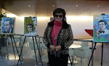 В Астане открылась выставка, посвященная памяти народного артиста СССР Муслима Магомаева