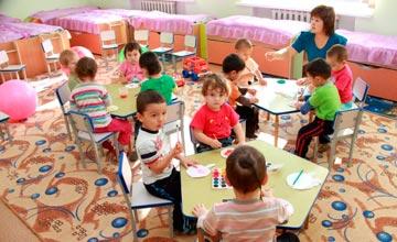 В ЮКО 95 детских садов планируют сдать в эксплуатацию в этом году