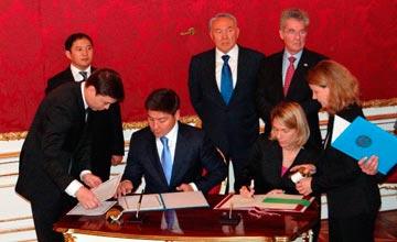 Правительствами Казахстана и Австрии подписано Соглашение о международных автомобильных грузоперевозках