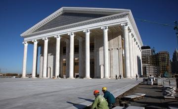 Театр «Астана Опера» официально откроется в столице  21 июня. ВИДЕО