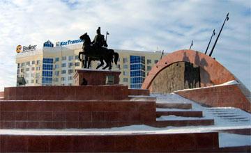 В Атырауской области в 2013 году построят 56 тыс. кв. метров жилья