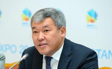 Астанада EXPO-2017 өткізуге 1,2 млрд. еуроға жуық қаржы жұмсалады - ҚР СІМ жауапты хатшысы
