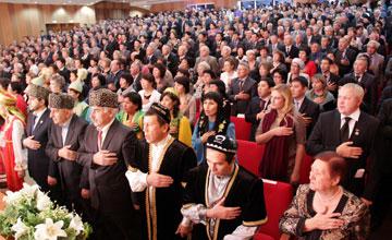 День Первого Президента - это дань заслугам Лидера нации в становлении и развитии страны - аким Карагандинской области