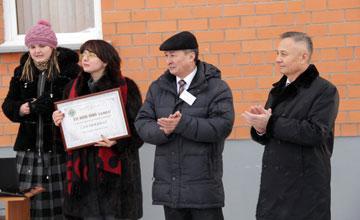 Детские дома Карагандинской области получили подарки ко Дню Первого Президента