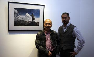В Астане открылась персональная выставка Ж.Аманкулова «Хроники кочующего фотографа»