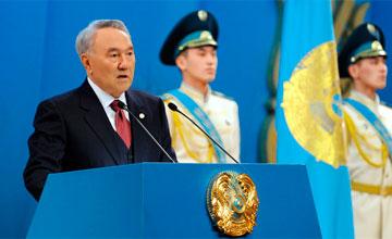 Послание Президента РК народу Казахстана «Стратегия «Казахстан-2050» - новый политический курс состоявшегося государства»