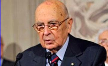 Италия Парламенті отставкаға жіберілді