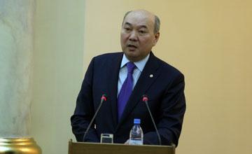 Глава МОН РК заявил, что за выполнением выпускниками программы «Болашак» своих обязательств будет жесткий контроль