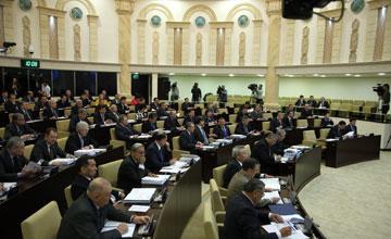 Kazakh Senate ratifies treaty on Armenia's entry into EEU