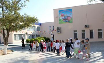 В 2013 году в Актау охват детей дошкольным воспитанием планируется приблизить к 100%