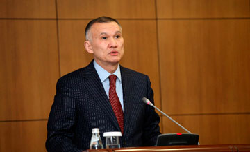 8 bills to be drafted under the instruction of President Nazarbayev: Justice Minister