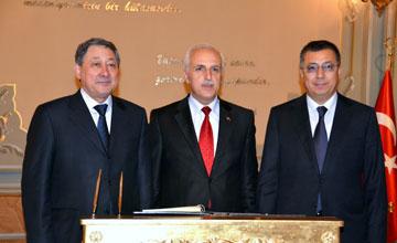 Atyrau region, Istanbul Province eye business cooperation