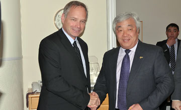 Kazakh Foreign Minister paid official visit to Sweden