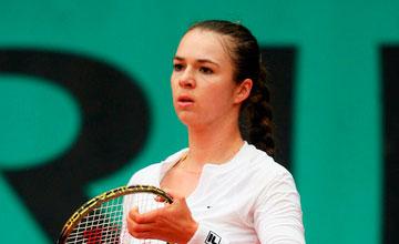 Казахстанская теннисистка Воскобоева временно нетрудоспособна