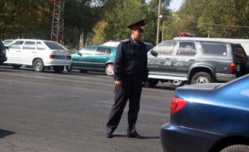 GOVERNMENT FAILS TO EXECUTE PRESIDENT'S INSTRUCTIONS: In Zhambyl region since the beginning of 2013 drunk drivers committed 12 accidents, 10 people killed, 17 injured