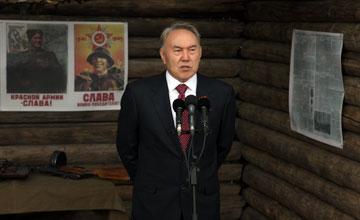 Елбасы барша қазақстандықтарды Ұлы Жеңіс мерекесімен құттықтады