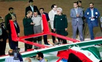 Иран радардан жасырына алатын ұшқышы жоқ ұшу аппаратын жасап шығарды
