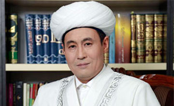 Chief Mufti of Kazakhstan extends Unity Day congratulations
