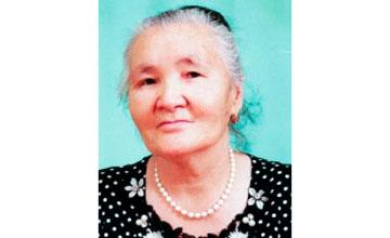 Имя поэтессы и мастерицы из ЗКО Дамели Кусайынкызы включено в международную энциклопедию «Лучшие люди»