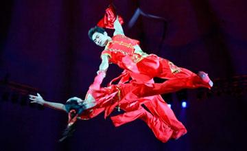 Астана тағы да әлемдік цирк өнерінің орталығына айналады