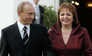 Russia S Vladimir Putin And Wife Lyudmila Announce Divorce Video