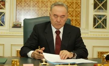 Nursultan Nazarbayev signs Law on National Chamber of Entrepreneurs
