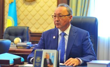 Бектас Бекназаров назначен депутатом Сената Парламента РК - указ