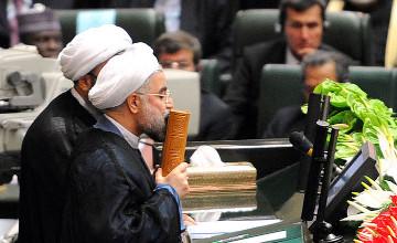 В Тегеране Президент РК принимает участие в церемонии инаугурации вновь избранного Президента ИРИ